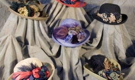 small-brim-straw-hats